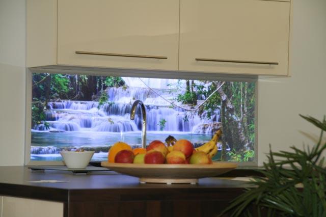 Küchenrückwand Glas Bedruckt ~ ald design